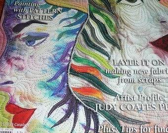 Quilting Arts Magazine Fall 2005