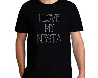 I Love My Nesta T-Shirt