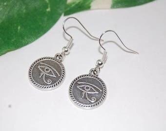 Egyptian Hawk Earrings,God Eye of Horus Earrings,Ethnic Earrings,Drop Earrings,Dangle Earings,Boho Jewelry,Woman,Girl,Chic,Gift For Her,Gift