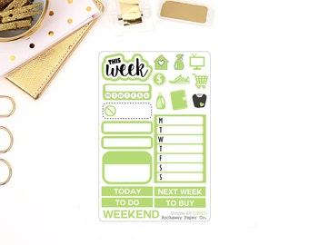 Simple Kit Green