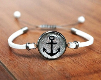 Mini white bracelet Josie d artist
