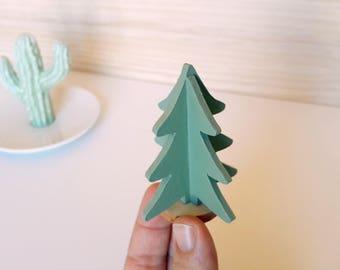 Mini Decorative Spruce | Green