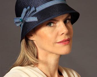 Fran Cloche Hat