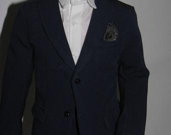 BJD Clothes msd Classic jacket for FID man Iplehouse