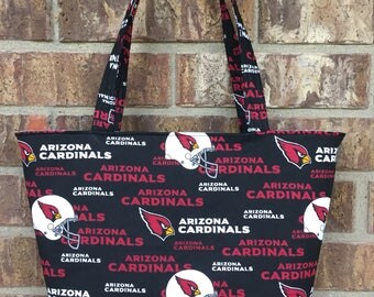 Arizona Cardinals Football Handbag/Shoulder Bag