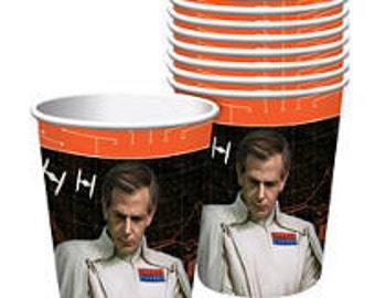Star Wars 7 ''Rogue One'' Paper Cups 8ct
