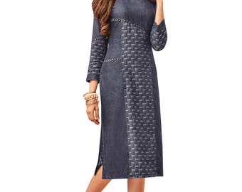 Indian Pakistan Bollywood Designer Kurti Designer Women Ethnic Black Colored Madal Kurti Top Tunic Kurta women kurti top