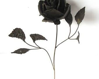 Handmade Brutalist Rose