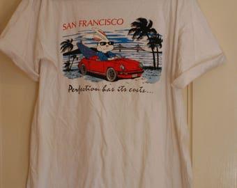 Vintage San Francisco tshirt