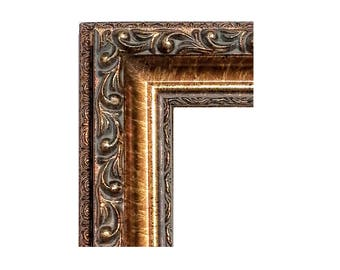 8x10 Ornate Gold Picture Frame, 5x7 Ornate Gold Picture Frame, 4x6 Ornate Gold Picture Frame, 8 x 10 Picture Frames, 8 by 10 Ornate Gold
