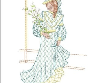 SOUTHERN BELLE MACHINE embroidery download( 3x3.8   4x5  5x6 )