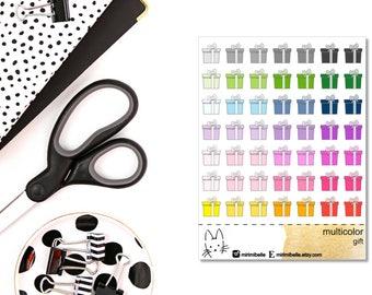 Multicolor - GIFT