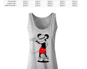 Mickey Mouse as Michael Jackson Shirt Michael Jackson Mickey Funny Mickey Shirt Funny Mickey Tanks Funny tshirts Funny shirts Mickey Tanks