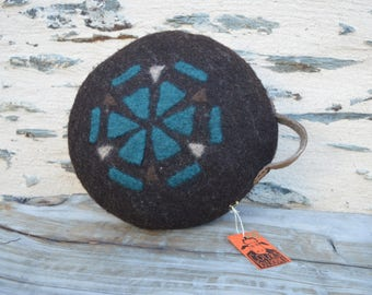 Yoga and meditation cushion/zafu