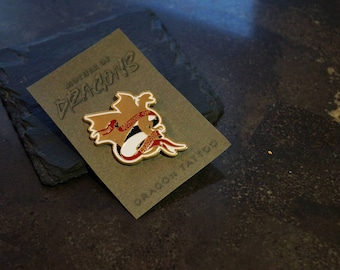 Enamel Pin | Game of Thrones | Mother of Dragons Collection | Mother of Dragons Tattoo