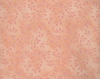Folio - Per Yd - Color Principle - Henry Glass  - Apricot