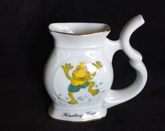 Mini Frog Prince Souvenir Pitcher