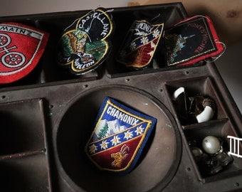 Vintage badges / / Vintage sewing