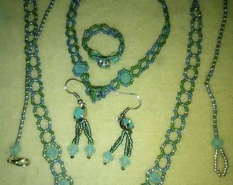 Montee Green set