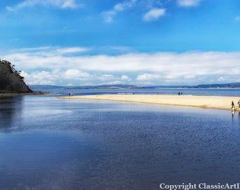 Beach Photography, Digital Download, Beach Print, Landscape Photography, Landscape Print, Beach Photo, Beach Art, Beach Digital Download