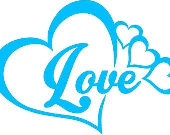 Love Hearts | Love | Heart