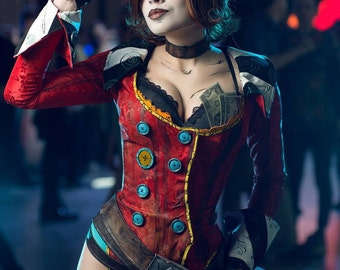 Borderlands Mad Moxxi cosplay costume handmade MADE TO ORDER