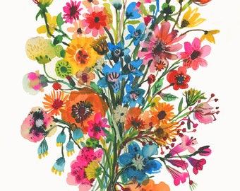 Sunday's bouquet