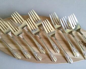 Harmony house AA+ - set of 10 forks
