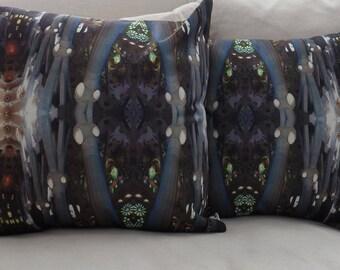 Cushion Cover // In Stock // Pillow Case // unusual // geometric design