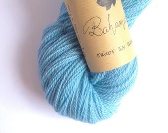 Bahamas - Skein of yarn organic Merino hand dyed