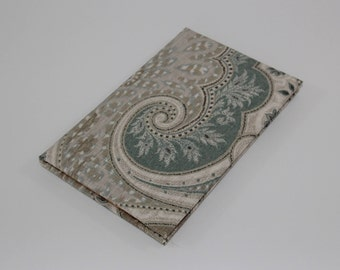 A5 Address Book Hand Covered in a vintage floral Dorma fabric