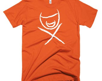 DDXdesign 'stickman' logo T-shirt