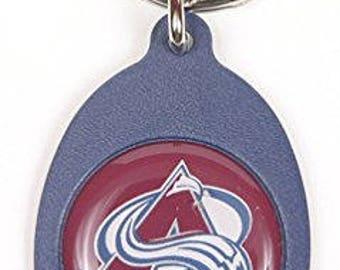 Colorado Avalanche NHL Keychain & Keyring - Oval