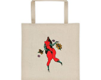 rock n rollin'- Tote bag