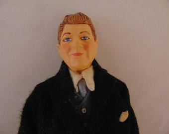 Vintage Peggy Nisbet Ronald Reagan Doll