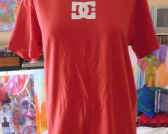 vtg t-shirt skateboard DC