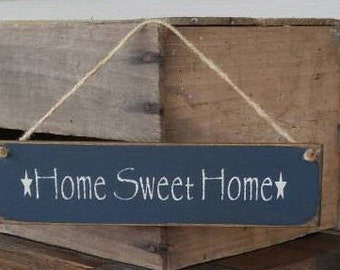 Home Sweet Home sign, Home Sweet Home, sign, small sign, Welcome Home Sign, Greeting Sign, Wood Sign, Wreath Sign, New Home
