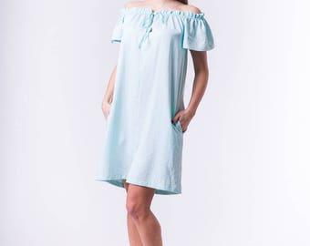 Vacation, summer dress, short dress,