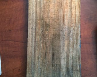 Rustic Farmhouse Clipboard