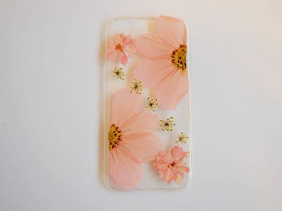 pressed flower phone case iphone 7