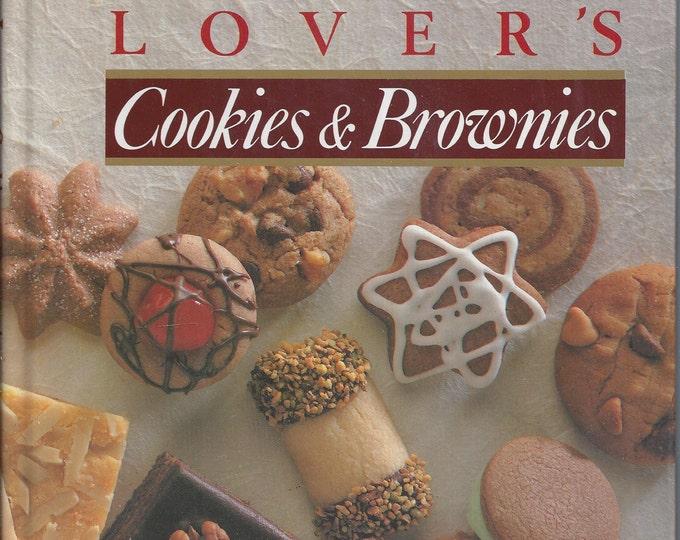 Chocolate Lover's Cookies & Brownies Cookbook 1990