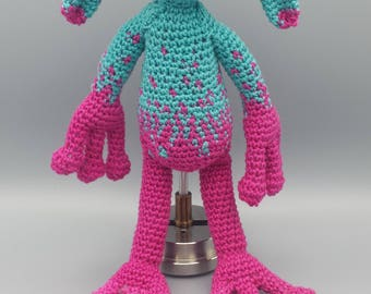 Amigurumi Monster - Willow