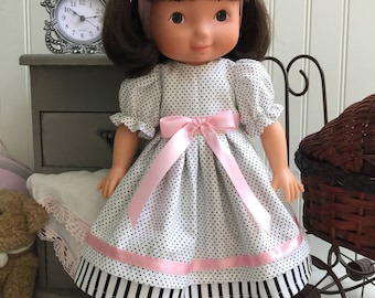 Vintage My Friend Jenny Doll with Beautiful Handmade Outfit