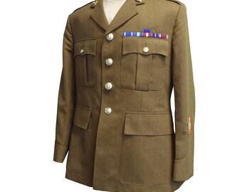 Royal Logistic Officers Corps NO.2 Dress Man's Uniform/Tunic - British Army Military - E555