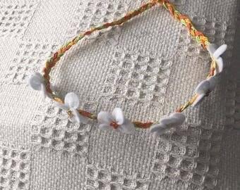 Daisy Chain Flower Crown