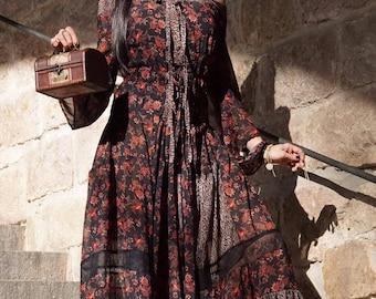 Selena Dress by Exterhazy