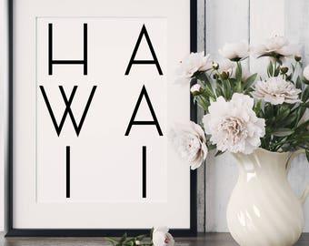 Hawaiian Art Decor, Aloha, Hawaiian Theme Decor, Hawaiian Decor, Hawaii, Hawaiian, Aloha Signs, Luau, Hawaiian Decorations, North Shore Oahu