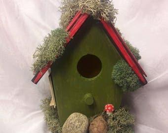 Fairy House - Garden Gnome Home