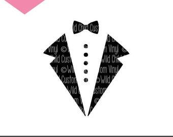 Tuxedo SVG, Tuxedo Graphic, Tux SVG, Tux Graphic, Black Tie Graphic, Black Tie SVG, Black Tue, Tuxedo, Tux