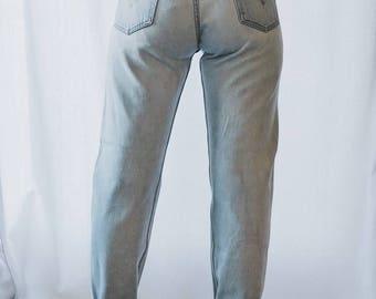 Vintage 501 Denim Jeans / Levi's